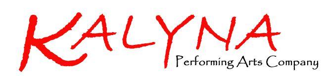 Kalyna Performing Arts Company logo